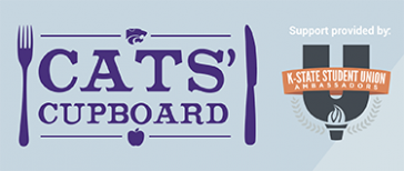 Cats' Cupboard and Union Ambassadors logos