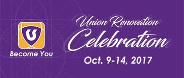 Union Renovation Celebration