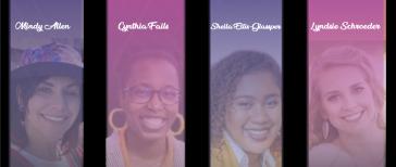 women innovators panel