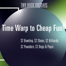 Two Buck Tuesday
