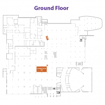 Map - Commerce bank, ATMs