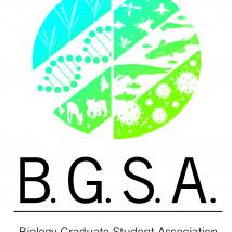 Biology Graduate Student Association Logo