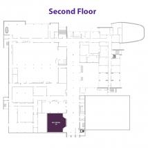 Big 12 Room on floor map