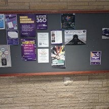 Union Bulletin Board