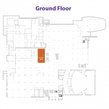 Cat Tech computer store on floor map