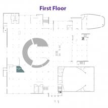Fast Track on floor map