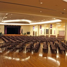 Grand Ballroom | Lecture style