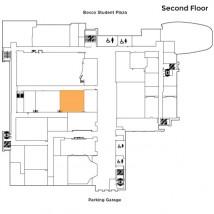 K Ballroom – Map