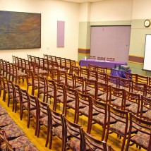 K Ballroom | Lecture style