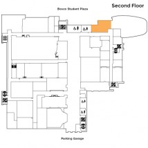 Konza Room – Map