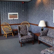 Extra seating room