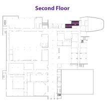 Konza Room on floor map