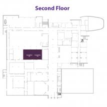 KS Ballroom on floor map