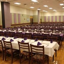 KSU Ballroom | Banquet style