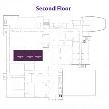 KSU Ballroom on floor map