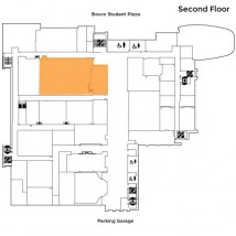 Main Ballroom – Map