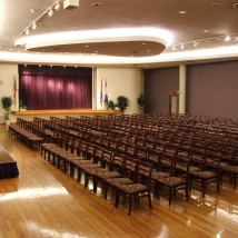 Main Ballroom | Lecture Style