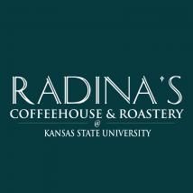 Radina's at K-State logo