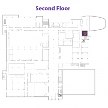 Room 203 – Map