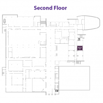 Room 205 – Map