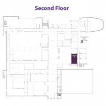 Room 207 – Map