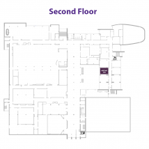 Room 208 – Map