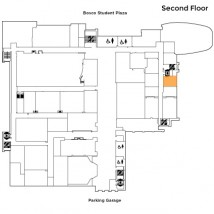 Room 204 – Map