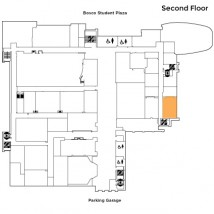 Room 206 – Map