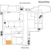 Room 226 – Map