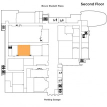 S Ballroom – Map