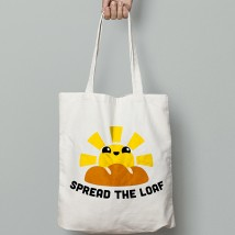 Spread the Loaf Tote Bag