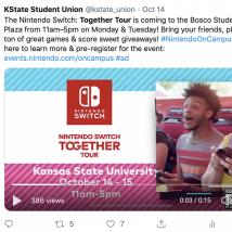 Twitter Sponsored Post