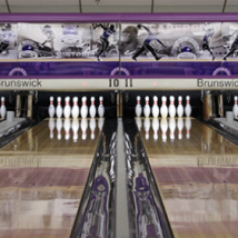 Bowling Center lanes