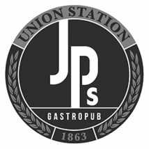 Union Station by JP's logo