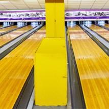 Bowling Center lanes