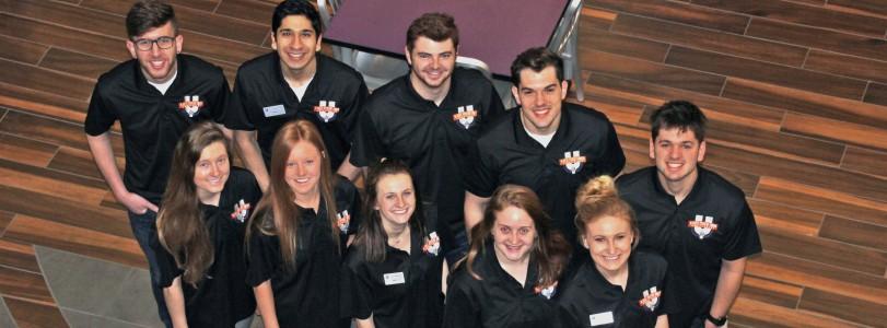 Group Photo of Current Student Union Ambassadors