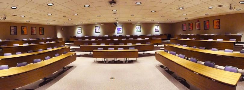 Big 12 Room classroom style