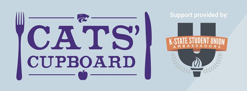 Cats' Cupboard and Union Ambassadors logos