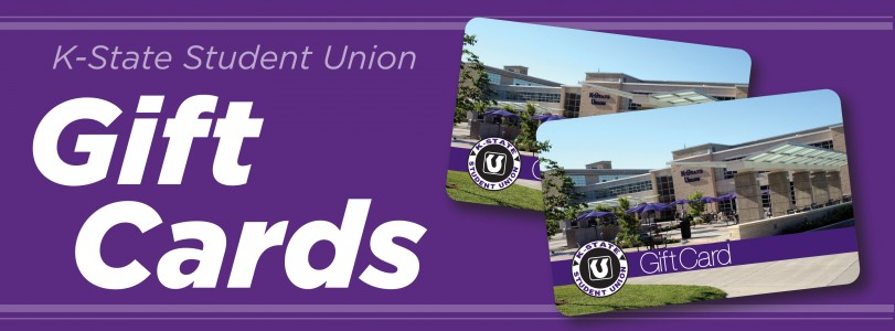 front of Union gift cards