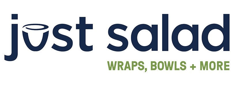 Just Salad closing logo