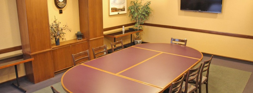Konza Room with conference table