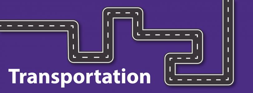 Illustrated road