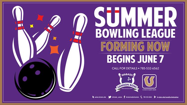 Bowling Summer League