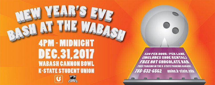 New Year's Eve Bash at the Wabash