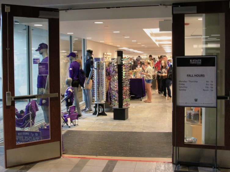 K-State, Campus Store, Union