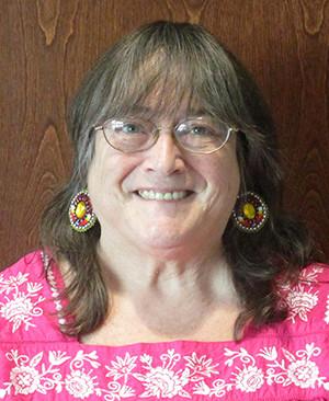 headshot of Georgia Perez