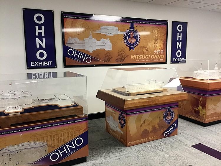 Ohno Exhibit