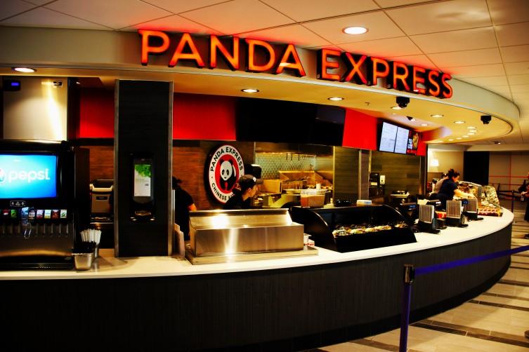 Panda Express, Union, K-State