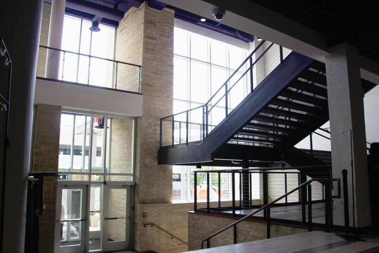 South Entrance, K-State, Student Union