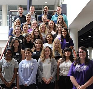 Union Program Council Group Photo
